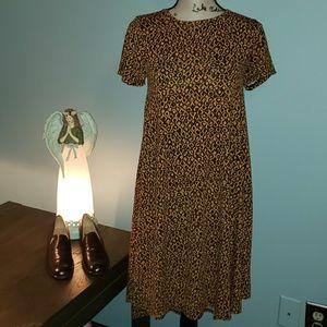 New LulaRoe Carly HighLow Dress